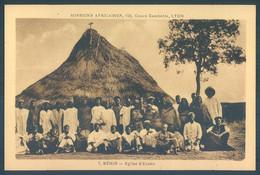 BENIN Eglise D'Eruku - Benin