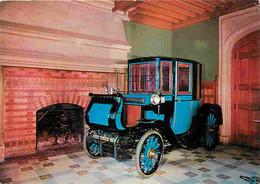Automobiles - Voitures De Tourisme - Rochetaillée Sur Saone - Musée De L'Automobile - Peugeot Coupé 1896 - CPM - Voir Sc - Turismo