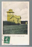 JM30.12 / CPA /   VIRELLES / LE CHALET ET L ENTREE DU PARC ( Colorisée ) ( Postée En France ) - Other