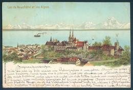 NE Neuchatel 1899 - NE Neuchâtel