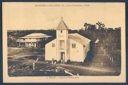 Benin Eglise D'Idjebu Ode - Benin