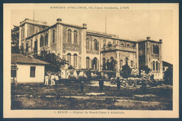 Benin Hopital Du Sacré Coeur à ABEOKUTA - Benin