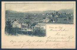 ZH Zurich WINTERTHUR Gruss Aus ELGG 1899 - ZH Zurich
