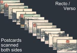 Lot De 15 Cartes MARSEILLE - Unclassified