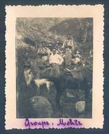 Viet Nam Indochine Tonkin LAO KAY Laotchay 1933 Photo Originale 5.5 X 6.5 Cm - War, Military