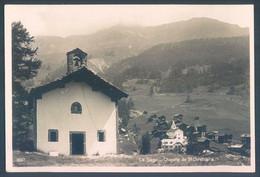 VS Valais LA SAGE Chapelle De Saint Christophe - VS Valais