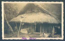 Viet Nam Indochine Tonkin LAO KAY Laotchay 1933 Photo Originale 6.5 X 11 Cm - Places