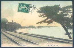 Japan Bund Of Suma Train Bahn - Non Classés