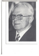 Maurice Bovijn Gheysels Oud Strijder Krijgsgevangene Zulte 1915 Waregem 1993 - Santini