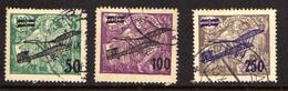 Tschecoslovaquie (1922 ) -    P A - Surcharges - Obliteres - Luftpost