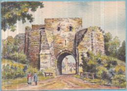 Dépt 77 - PROVINS - La Porte Saint-Jean - Carte BARRÉ-DAYEZ N° 2045 C Signée Barday - Provins