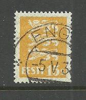 ESTLAND Estonia 1932 O ENGE Michel 81 - Estland
