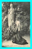 A787 / 535 56 - LE FAOUET Ste Barbe Jeune Fille Aux Pied De La Vierge De Lourdes - Le Faouet