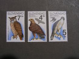 SK Lot 1994  ** MNH Vögel Birds 195-197 - Unclassified