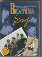 DVD  The Beatles Diary - Concert & Music