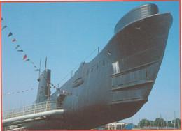 Submarine H.M.S. Alliance At Gosport, Hants - Bateau Sous-Marin Grande-Bretagne - Unterseeboote