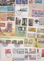 AFRIQUE DU SUD SOUTH AFRICA BEAU LOT DE 235 ENVELOPPES PREMIER JOUR FDC FIRST DAY COVER ISSUE MAXIMUM CARD CARTE TIMBRE - FDC