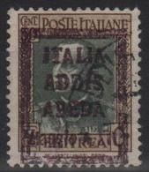 ITALIA ADDIS ABEDA US - Zonder Classificatie