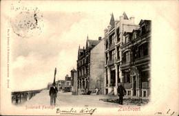 Zandvoort - Boulevard Favauge - 1904 - Zandvoort