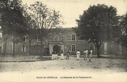 Ecole De JOINVILLE  La Redoute De La Faisanderie   Recto Verso - Joinville Le Pont