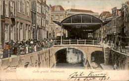 Utrecht - OUde Gracht Vischmarkt - 1903 - Utrecht