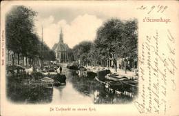 Den Haag - Turfmarkt En Nieuwe Kerk - 1899 - Den Haag ('s-Gravenhage)