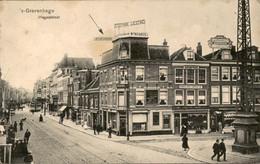 Den Haag - Wagenstraat - Likeurstokery Wynhandel - 1910 - Den Haag ('s-Gravenhage)