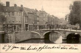 Den Haag - SPui - Burger Hotel - 1902 - Den Haag ('s-Gravenhage)