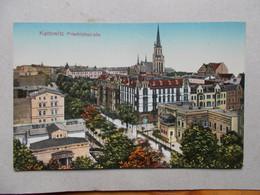 CPA KATTOWITZ Friedrichstrasse - Polonia