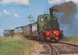 Midwoud-Stoomtram-Loc 30 Met Tram [Z31-0.184 - Zonder Classificatie