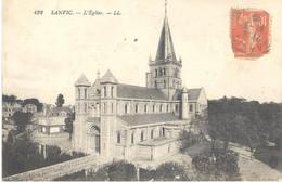 Sanvic - L'église - Other Municipalities