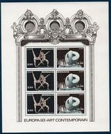 MON  1993  Bloc N°61   Europa L'art Contemporain   ** MNH - Blokken