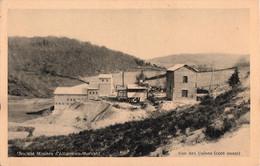 ALLIGNY EN MORVAN-MINES-VUE  DES USINES COTE OUEST - Other Municipalities