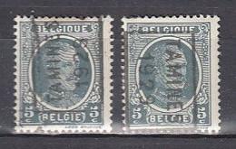 4699 Voorafstempeling Op Nr 193 - TAMINES 1929 - Positie A & B - Roller Precancels 1920-29
