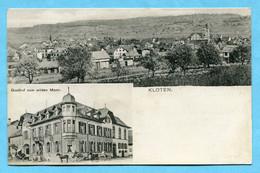 Kloten - Gasthof Zum Wilden Mann 1910 - ZH Zurich