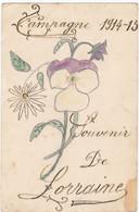 SOUVENIR De LORRAINE : Campagne 1914-15 (fait à La Main) - Oorlog 1914-18