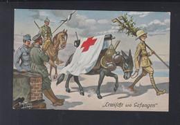 Dt. Reich Humor PK Britte 1916 Feldpost (2) - Guerra 1914-18