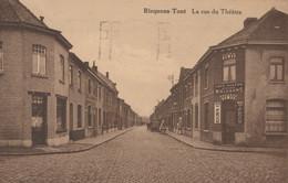 MOUSCRON Risquons Tout - La Rue Du Théatre - Mouscron - Moeskroen