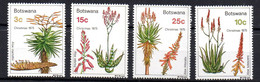Serie Nº 295/8 Bostwana - Botswana (1966-...)
