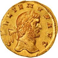 Monnaie, Gallien, Aureus, 262-268, Siscia, Inédit, SPL, Or, Calicó :--, RIC:-- - 5. The Military Crisis (235 AD To 284 AD)