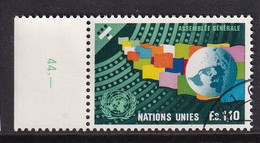 UN Geneve 1978, Minr 79 Vfu - Oblitérés