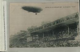 """VINCENNES   Revue Du 14 Juillet 1907 - Le Dirigeable """"Patrie""""-  (DEC 2020 237) - Luchtschepen"""