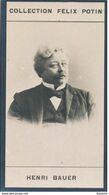Henri BAUER Fils D'Alexandre Dumas - Ecrivain Communard - Bagne Nouvelle Caledonie - Collection Photo Felix POTIN 1900 - Félix Potin