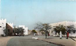 V12 65Sb  Tchad Abéche Le Palais De Justice - Chad