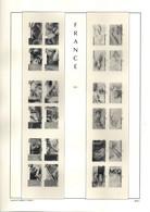 LEUCHTTURM FRANCE 2015  SF Feuilles Complémentaires Avec Pochettes - Altro Materiale