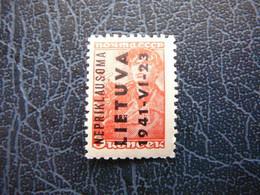 Nepriklausoma Lietuva Litauen Lituanie Litouwen Lithuania MNH 5kop. 1941 # Mi. 2 - Lituania