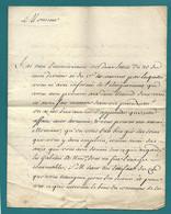 SARDAIGNE - Chevalier RAIBERTI, Ministre Des Affaires étrangères Du Roi De Sardaigne Pour FERAUDI (consul De Sardaigne) - Historical Documents
