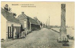 Selzaete , Hollandsche Grens - Zelzate