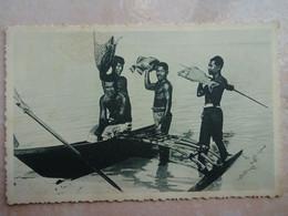 CPA OCEANIE CAROLINES Retour De Pêche - Micronesia