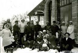 Weggis - Nach Einer Schlittenfahrt +1912 - LU Lucerne